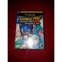 Sonic Adventure Dx Directors Cut Original Gamecube