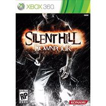 Silent Hill : Downpour - Xbox 360 - Ntsc - Lacrado