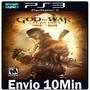God Of War Ascension [ Psn Ps3 Play3 ]--> Jogo Midia Digi
