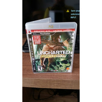 Uncharted Ps3 - Drakes Fortune - Em Portugues Dublado