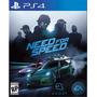 Need For Speed Ps4 Secundária Original Com Garantia Em Pt/br