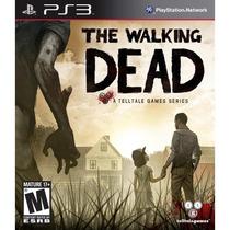 The Walking Dead 1ª Temporada Completa Ps3 - Psn
