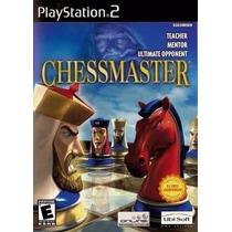 Jogo Ps2 - Chessmaster