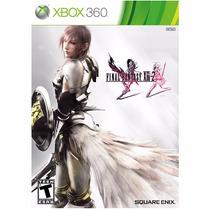 Final Fantasy Xiii-2 13 Parte 2 - Xbox 360 - Lacrado