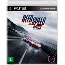 Jogo Need For Speed Rivals Em Mídia Física Original Para Ps3