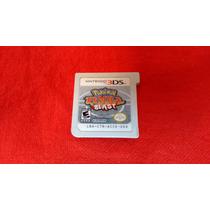 Pokemon Rumble Bast 3ds
