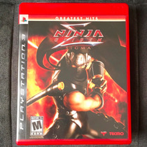 Ps3 Ninja Gaiden Sigma Original