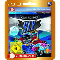Sly Cooper Trilogy Collection! (código Id Ps3) Envio Rápido!