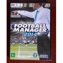 Football Manager 2014 (em Português) Jogos Pc