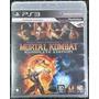 Mortal Kombat 9 Komplete Ed. Ps3 Lacrado (novo) Midia Fisica