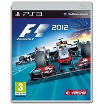 Jogo Playstation 3 Formula 1 2012