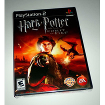 Harry Potter And The Goblet Of Fire Original Lacrado Ps2 Ps3