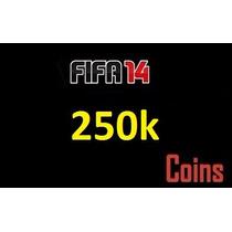 Fifa 14 Coins 250k Para Xbox 360