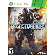Transformers Dark Of The Moon - Novo Lacrado - Oferta