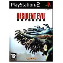 Resident Evil ( Outbreak ). ! Jogos Ps2