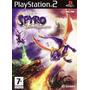 Jogo Ps2 - The Legend Of Spyro - Dawn Of The Dragon