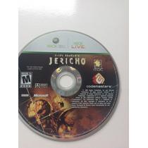 Clive Barkers Jericho Xbox360 Original Mídia Física