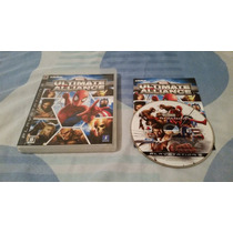 Marvel Ultimate Alliance Original Completo Jap Ps3