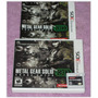 Metal Gear Solid Snake Eater 3d - Nintendo 3ds - Americano