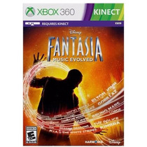 Game Disney Fantasia: Music Evolved - Xbox 360