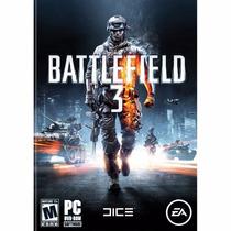 Battlefield 3 Pc - Bf3 Original Mídia Física Original