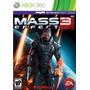 Jogo Lacrado Mass Effect 3 Da Ea Games Para Xbox 360 Ntsc