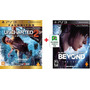 Jogos Uncharted 2 Among Thieves + Beyond Two Souls Dub Pt-br