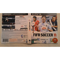 Ps3 - Fifa Soccer 11 (mídia Física C/ Manual)