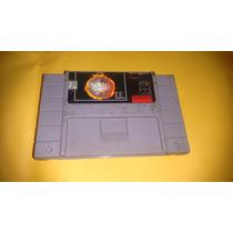 Cartucho Snes Super Nintendo Nba Jam Te Tournament Edition