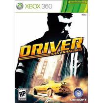 Driver San Francisco - Novo Lacrado - Oferta