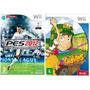Jogo Pro Evolution Soccer 2012 Pes + Chaves - Nintendo Wii