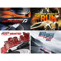 Ps3 Need For Speed Hot Pursuit The Run Most Wanted Rivals