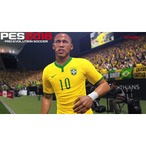 Pes 2016 Em Português, Com Path Ultra Hd Graphics