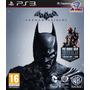 Jogo Ps3 - Batman Arkham Origins - Novo