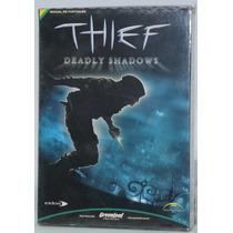 Thief Deadly Shadows Jogo Pc Original Novo Lacrado