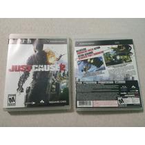 Just Cause 2 ( Jogo Original Ps3 Mídia Física )