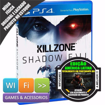 Killzone Ps4 Shadow Fall Português Br Mídia Fisica Original