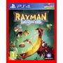 Rayman Legends Ps4 Psn Primario Dublado Portugues