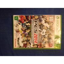 Pes 2014 Original - Xbox 360