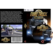 Euro Truck Simulator 2 Cd + Key Original