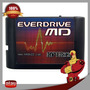 Cartucho Regravável Mega Drive Everdrive Md Krikzz + Case
