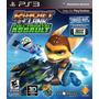Jogo Ratchet & Clank Full Frontal Assault Para Playstation 3
