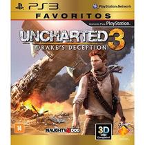 Jogo Uncharted 3 Drake
