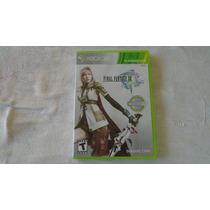 Final Fantasy Xiii 13 - Jogo Xbox 360