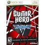 Guitar Hero Van Halen Xbox360 Usado Original Midia Fisica
