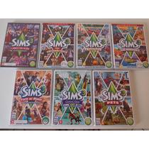 The Sims 3 Expansões Pc 35,00 Cada