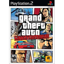 Patch Gta Liberty City Stories Ps2 Frete Gratis
