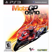 Jogo Playstation 3 Moto Gp 09/10