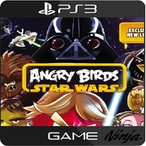 Angry Birds Star Wars Ps3 - Ninjapsn