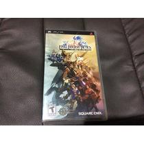 Final Fantasy Tactics Psp - Frete Grátis - Black Label Usa